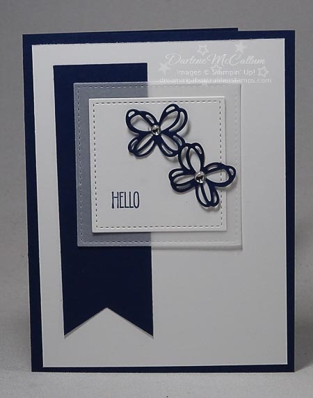 Stitched Shapes Framelits Card