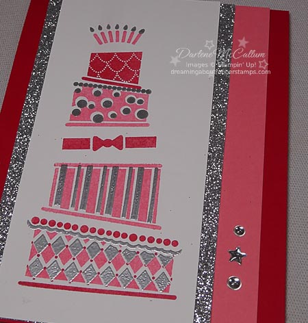Stampin' Up! Cake Crazy