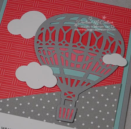 Up & Away Thinlits Dies by Stampin' Up!