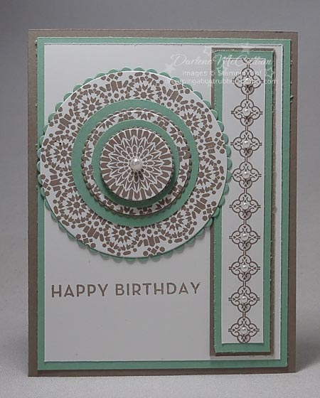 Moroccan Nights by Stampin' Up!