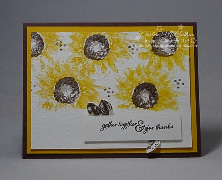 Painted Harvest Stamp Set by Stampin Up
