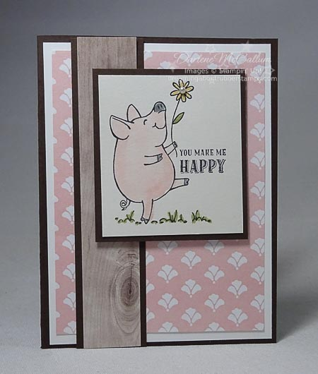 This Little Piggy by Stampin' Up!