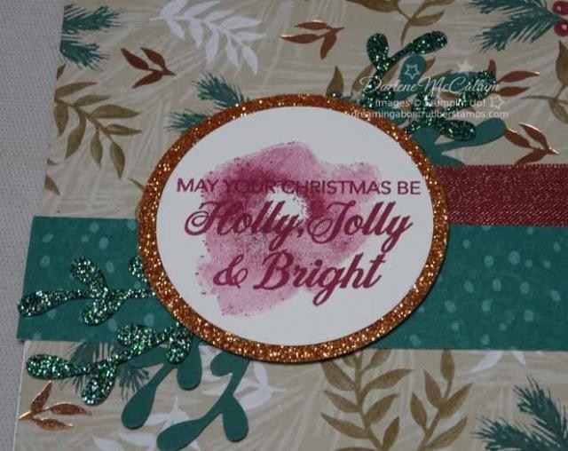 Peaceful Noel Christmas Card
