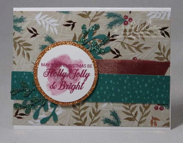 Peaceful Noel by Stampin Up
