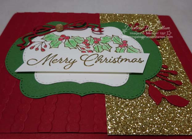 Blended Seasons Christmas Card