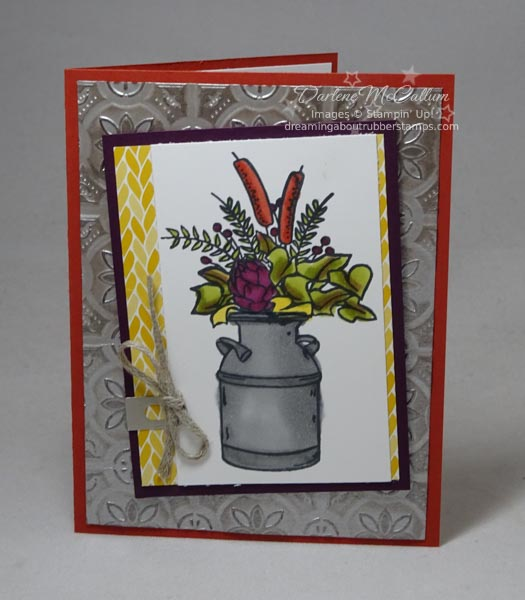 Country Home Stampin Blends
