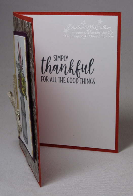 Country Home and Stampin Blends