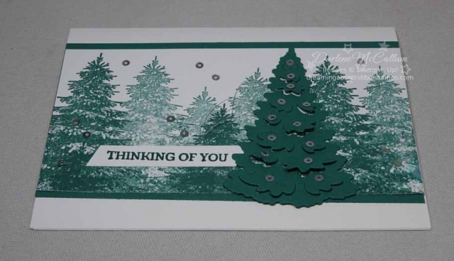Winter Woods by Stampin' Up!
