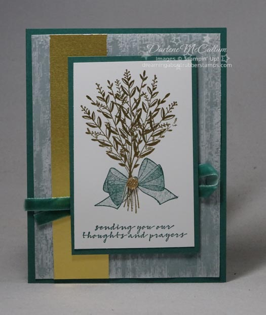 Wishing You Well by Stampin Up