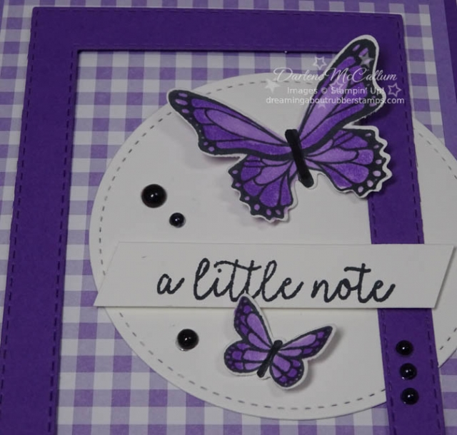 Butterfly Gala with Stampin Blends