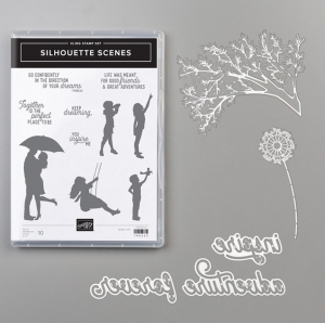 Silhouette Scenes and Sweet Silhouettes