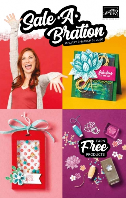 Sale-a-bration and free products