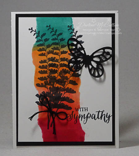 Butterfly Basics with Stampin Blends