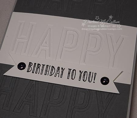 Celebrations Duo Masculine Card