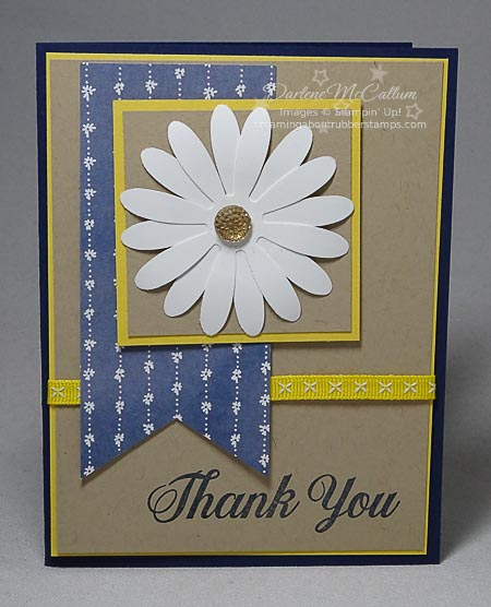 Daisy Delight Suite Card