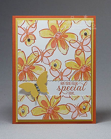 Garden in Bloom Card