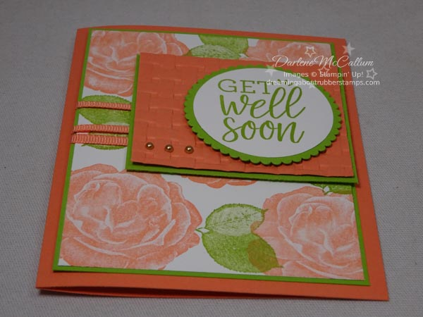 Healing Hugs Stamp Set in Grapefruit Grove