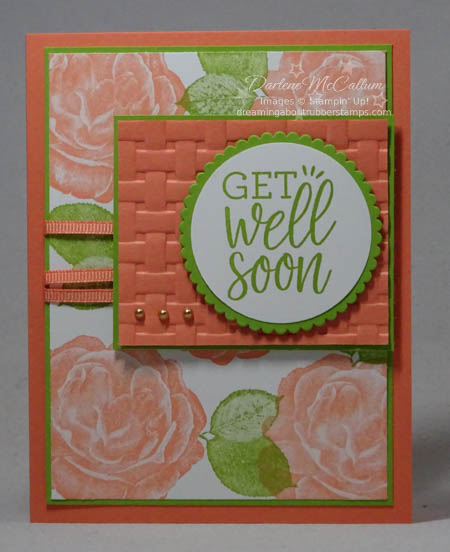 Healing Hugs by Stampin Up