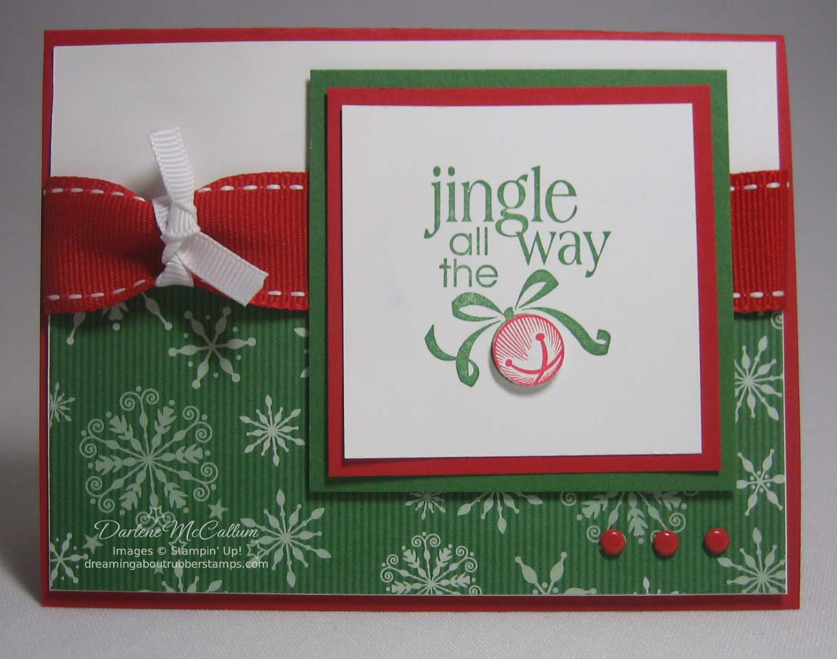 Stampin' Up! Christmas Classics