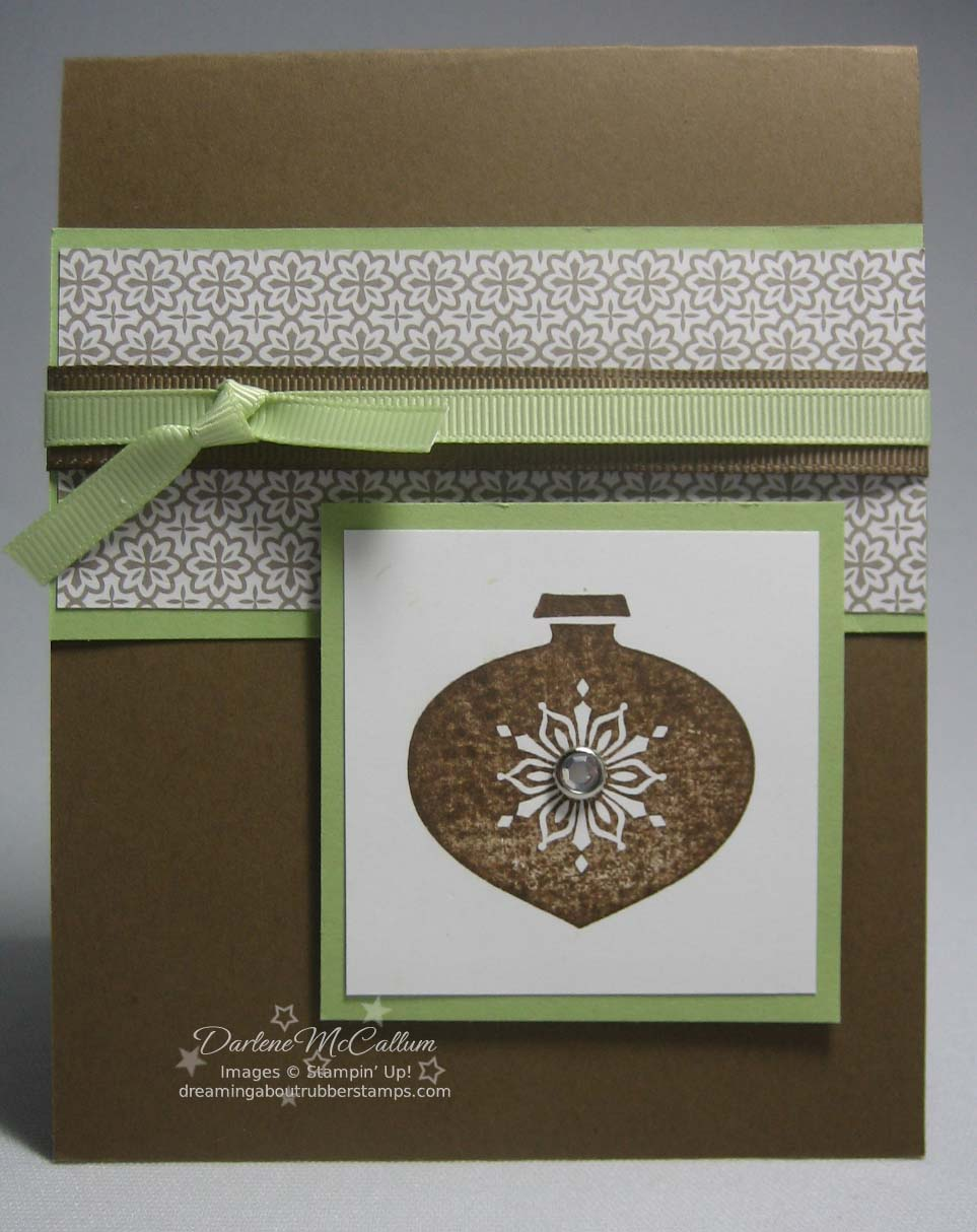 Stampin; Up! Delightful Decorations