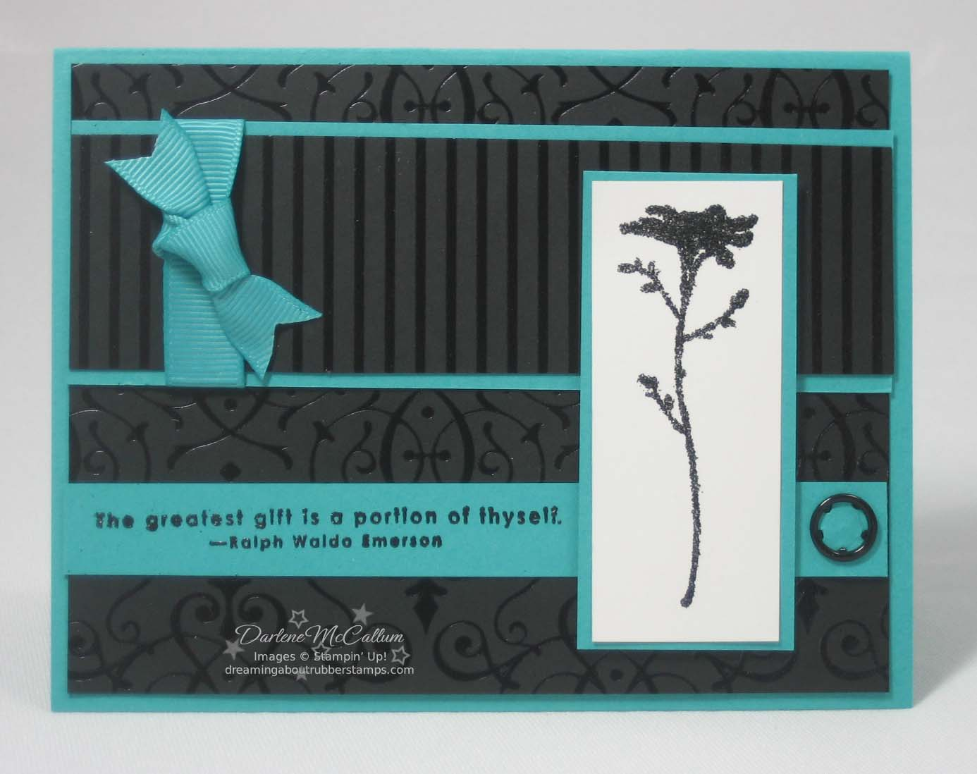 Of the Earth Stampin' Up! Hostess Set