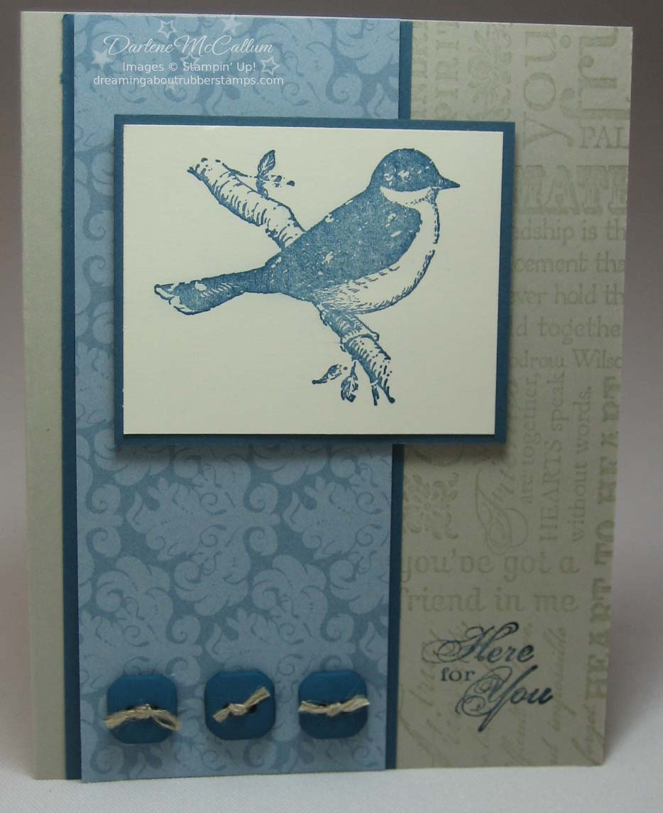 Stampin Up Canada Friends 24-7