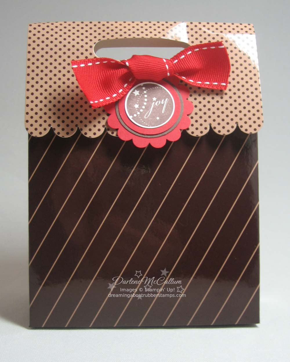 Stampin' Up! Treat Bag