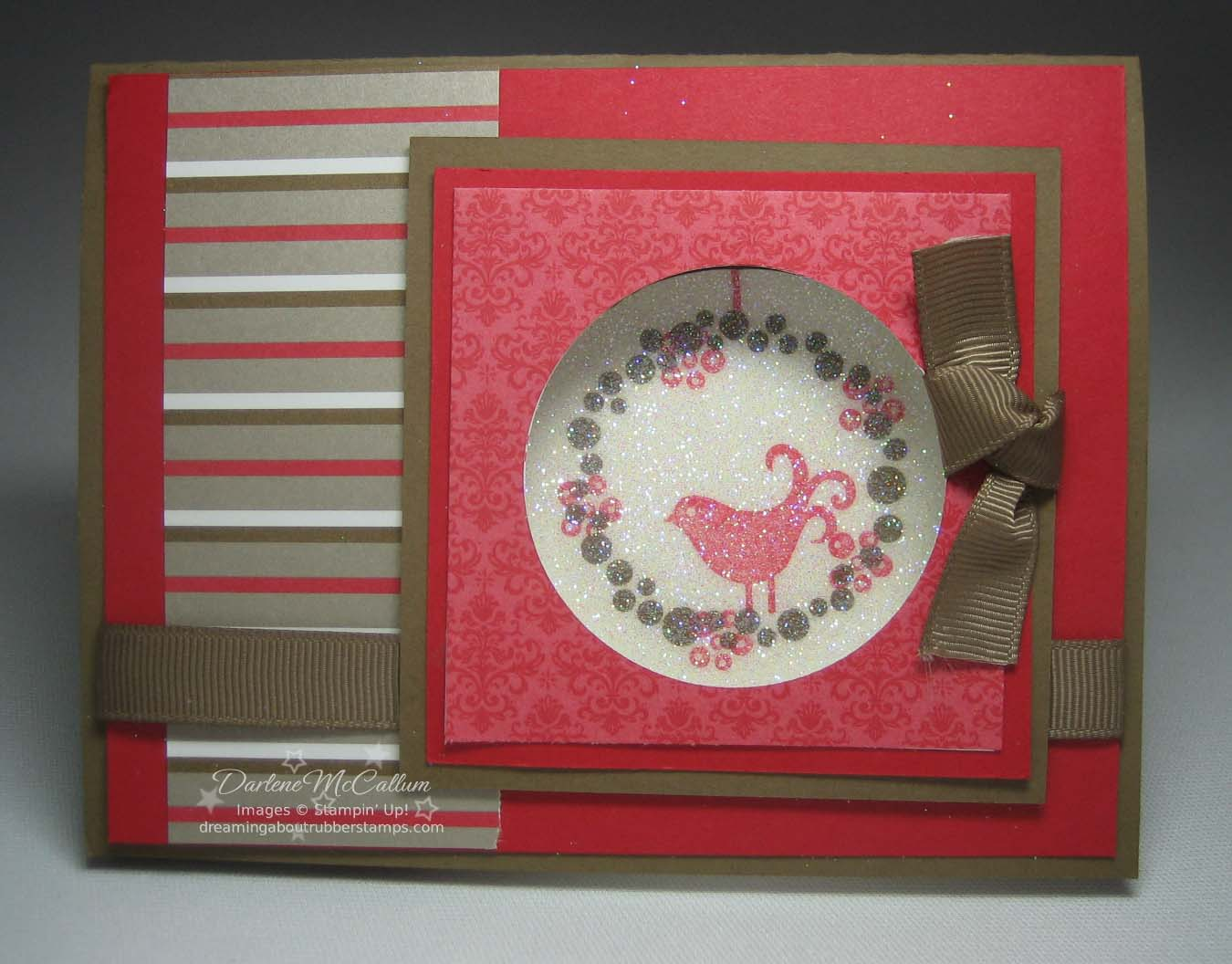 Stampin' Up! Berry Christmas