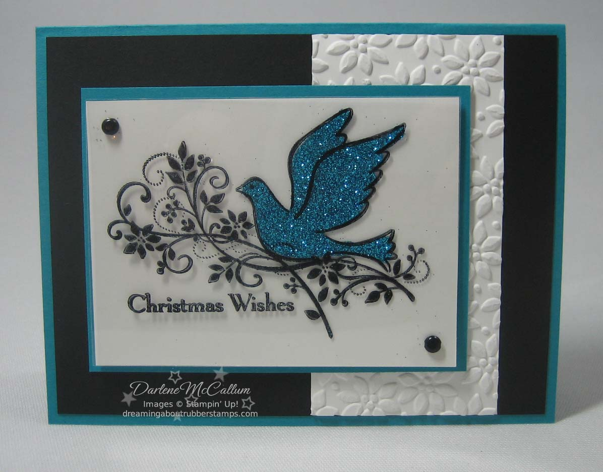 Stampin' Up! Gifts of Christmas