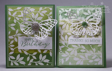 Irresistbily Yours Ombre Card Comparison