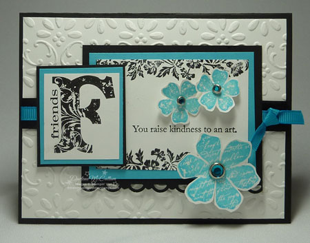 Stampin' Up! Vintage Vogue