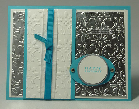 Stampin' Up! Finial Press