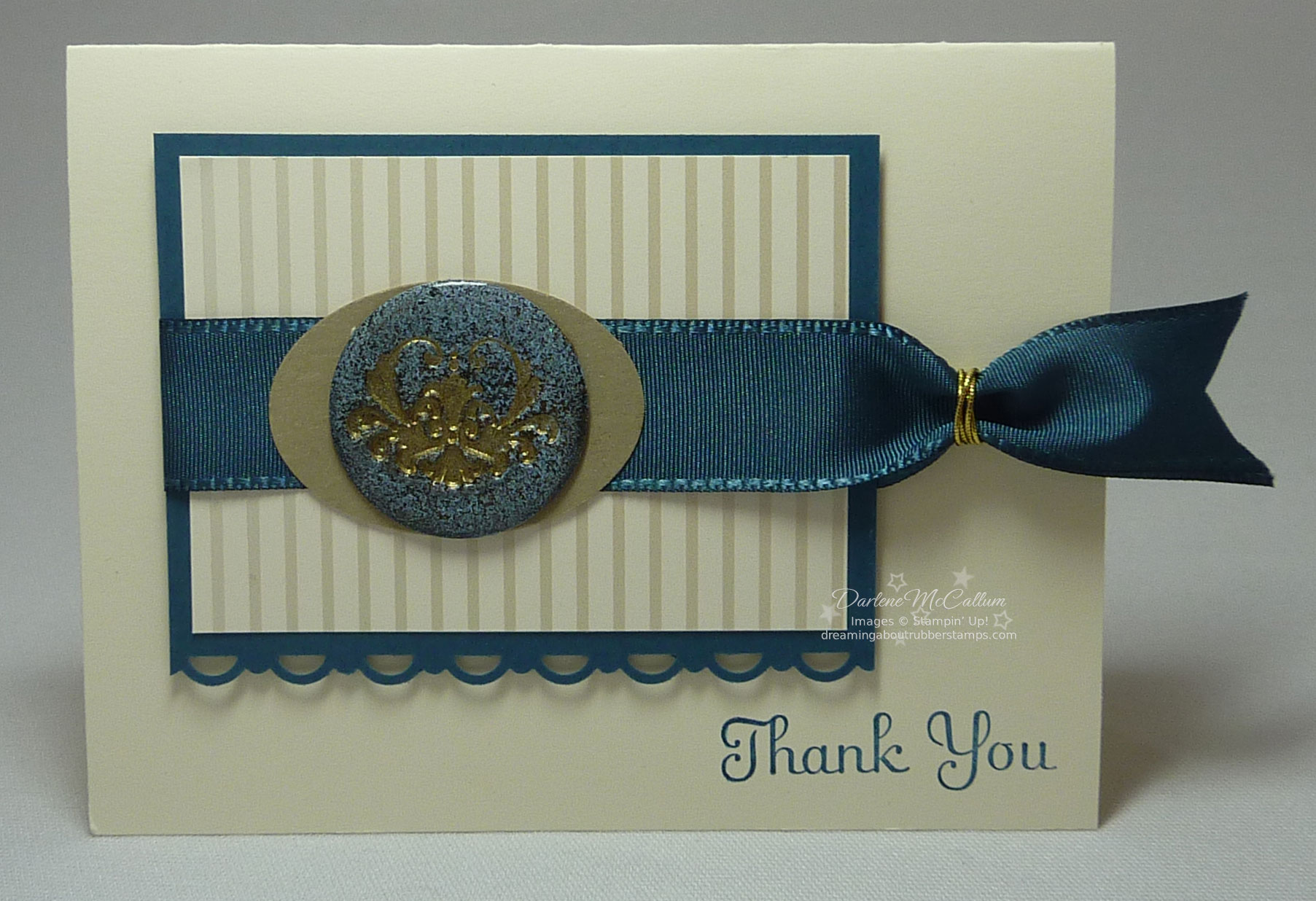 Stampin' Up! Framed with Love Stamp Set