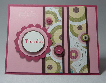 Stampin' Up! Canada Sweet Pea