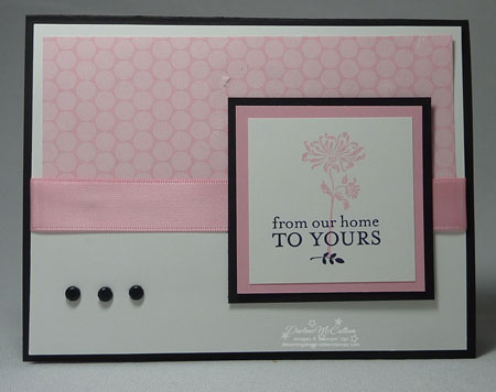 Stampin' Up! Bella's Bloom