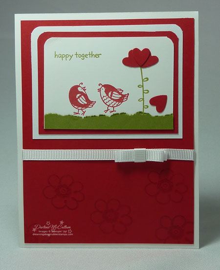 Stampin up Happy Together