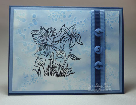 Stampin Up A Little Bit of Magic