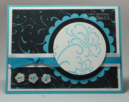 Stampin Up Wedding Sweet