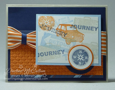 Stampin' Up! Sentimental Journey