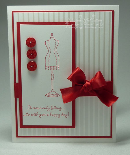 Stampin' Up! Chic Boutique