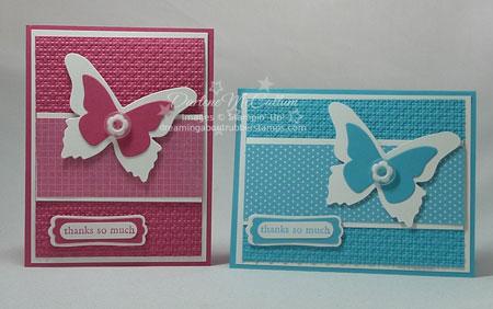 Stampin' Up! Big Shot Die - Beautiful Butterflies