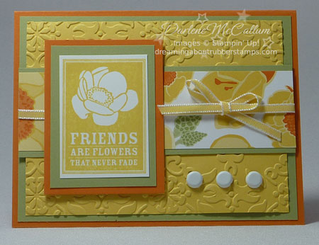 Friends Never Fade Stamp Set
