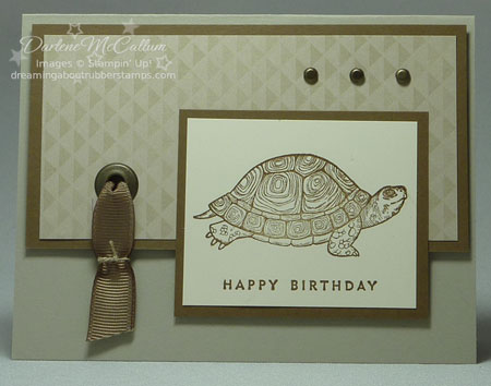 Stampin Up Natures Nest Stamp Set