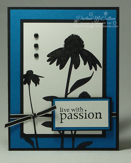 Stampin' Up! Inspired by Nature