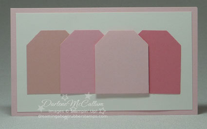 Pink pirouette Color Comparison