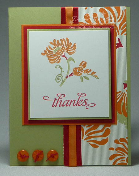 Stampin' Up! Friends Never Fade Stamp Set