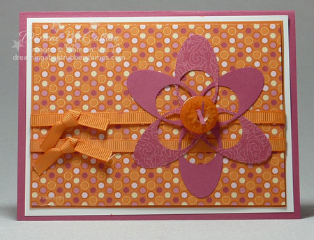 Sweet And Sour Paper by Stampin Up