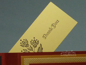 Stampin Up Wiper Card