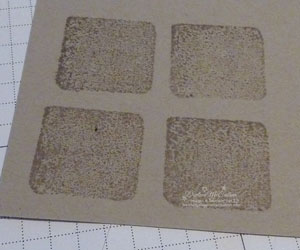 Shadow Stamping with Clear Blocks Step 4