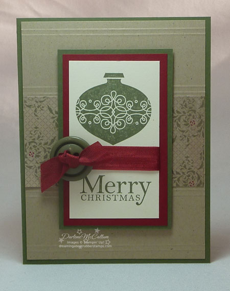 Stampin up Tags til Christmas